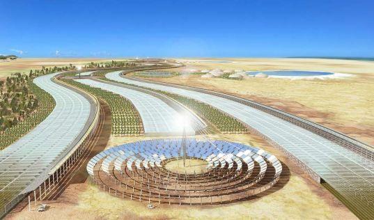 Пустыня Сахара расцветет сетью солнечных электростанций