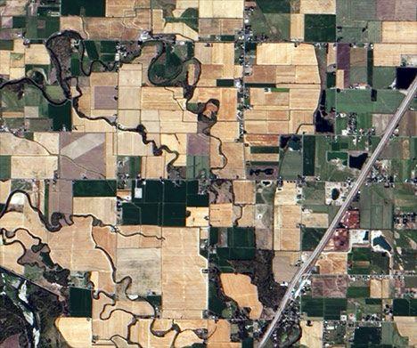 Спутниковые снимки будут использоваться для оценки потребностей в орошении