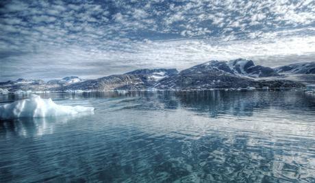 острова в районе Северного полюса