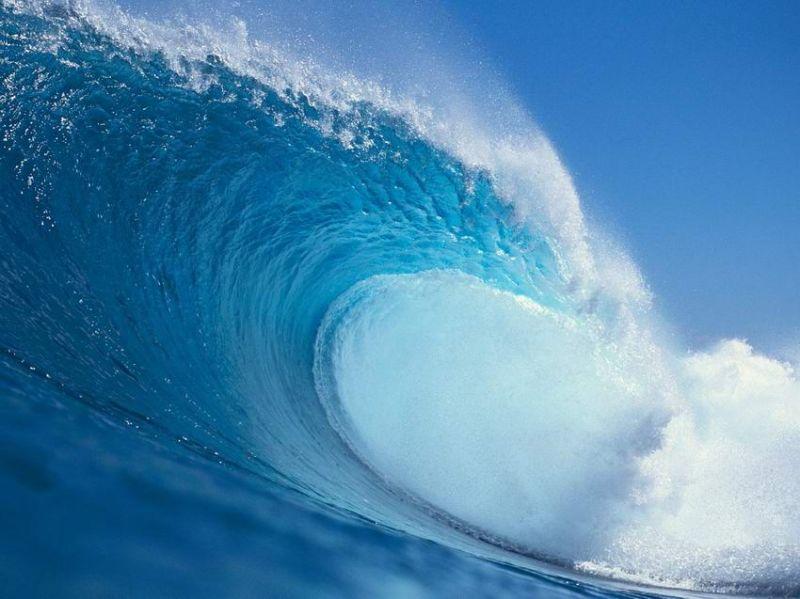 Энергия океанических волн