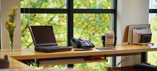 Что представляет собой концепция «зеленого офиса»?
