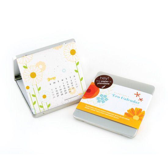 Календарь, который можно посадить