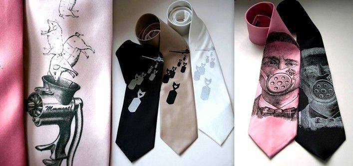 Лаборатория галстуков