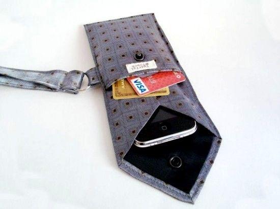 футляр из галстука