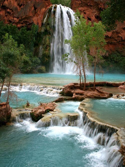 14 самых поразительных водопадов в мире
