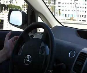 Автомобиль-робот компании Google