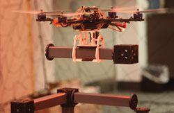 Сенсация на YouTube – летающие роботы