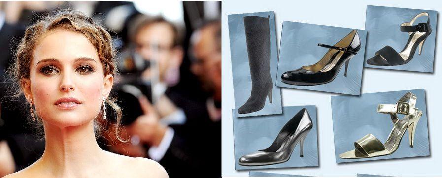 Натали Портман и ее коллекция веганской обуви