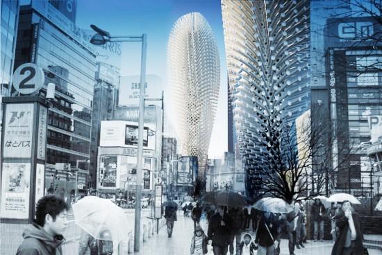 Уникальную конструкцию следует располагать в самых загрязненных частях города