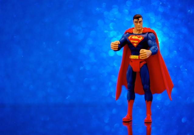 Супермен Сигеля и Шустера