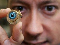 Бионический глаз даст слепым возможность видеть