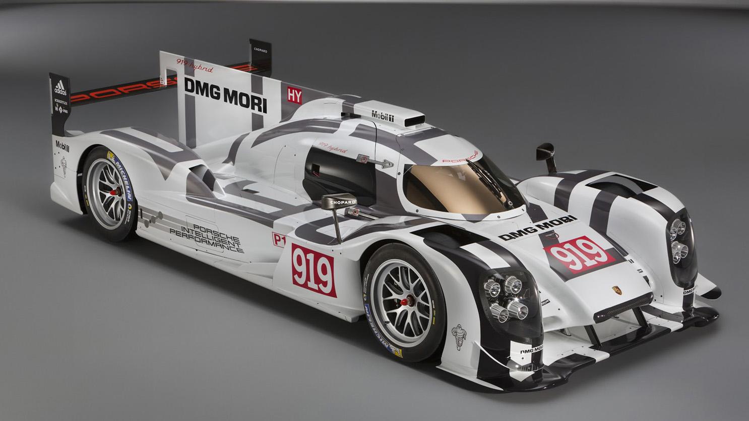 Porsche 919 Hybrid — гибридный инструмент победы - Экологический ...