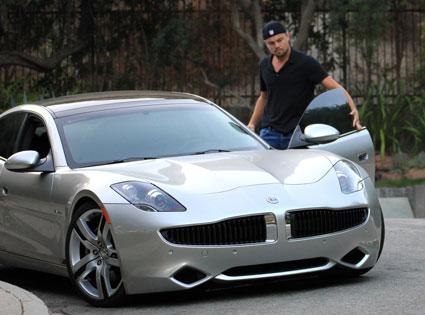 Звёзды Голливуда выбирают зелёные автомобили, Леонардо Ди Каприо