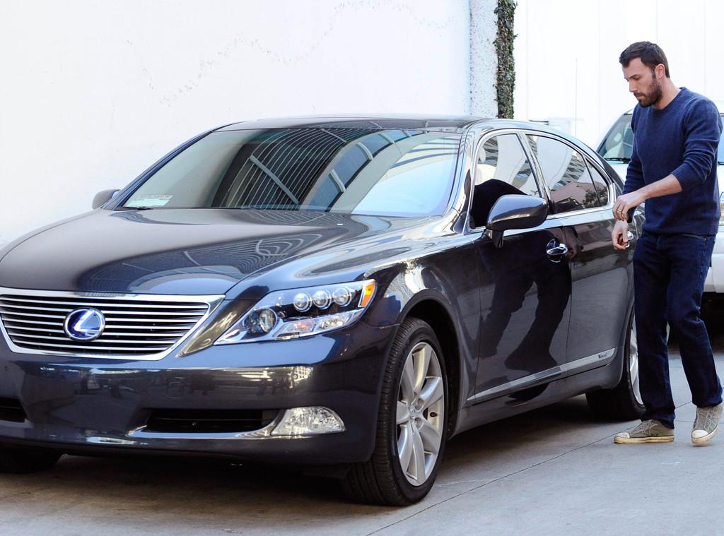 Звёзды Голливуда выбирают зелёные автомобили, Бен Аффлек