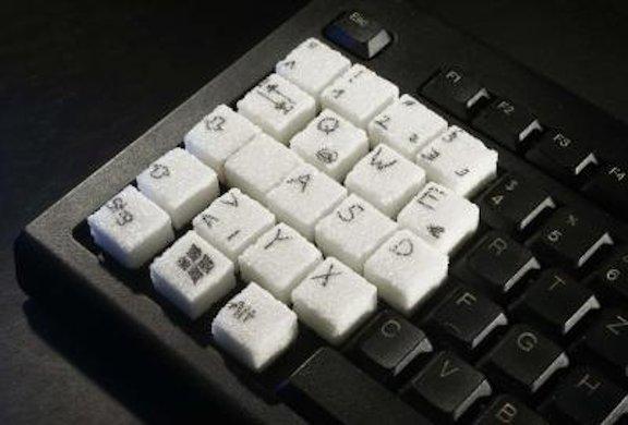 Сахарный компьютер решает арифметические задачи