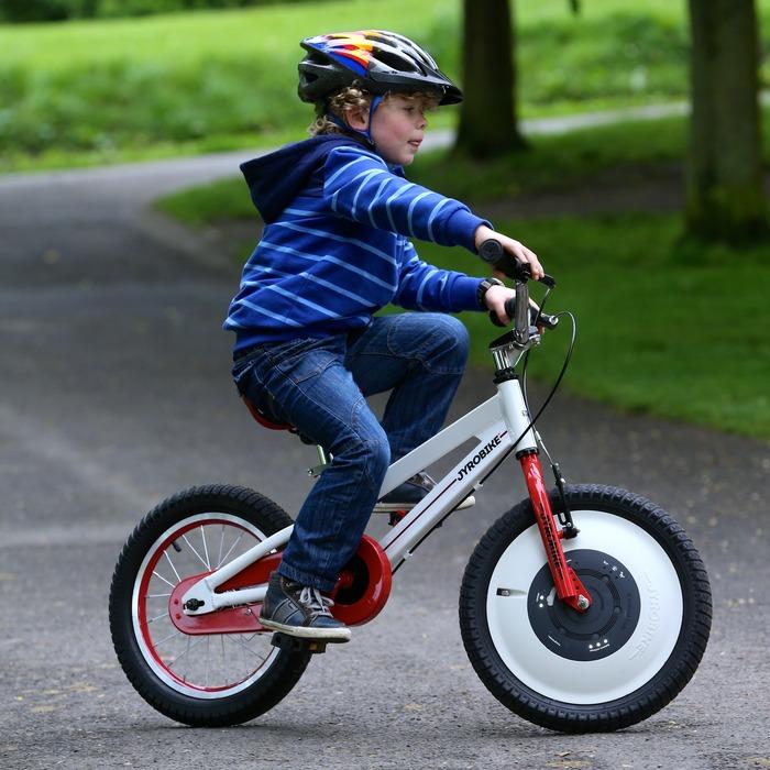Jyrobike — детский велосипед, который не падает