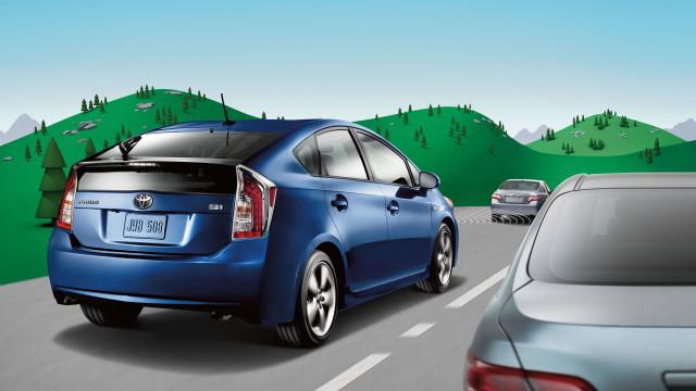 10 лидеров американского рынка зелёных автомобилей Toyota-Prius