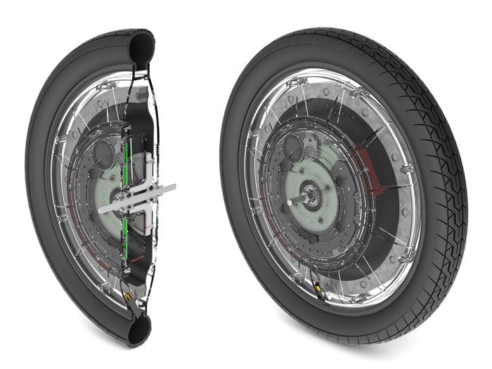 Обучающее колесо Jyrobike