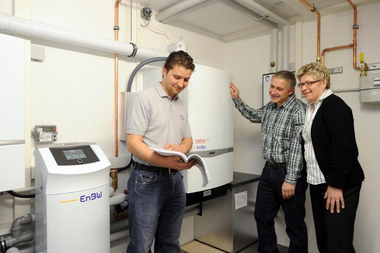 Домашняя электростанция на топливных элементах тестируется в ряде европейских стран