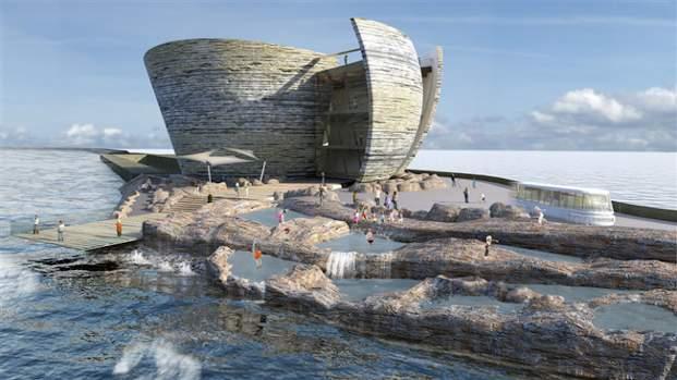 В дополнение к чистой энергии, Суонси Бэй получит защищённый от открытого моря участок залива, который может стать центром отдыха, развлечений, культуры, искусства и образования.