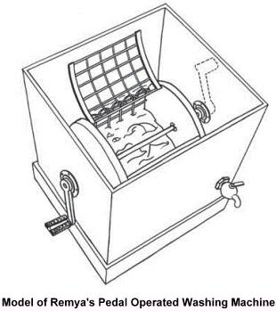 14-летняя девочка из Индии изобрела стиральную машинку, не нуждающуюся в электричестве. Facepla.net последние новости экологии