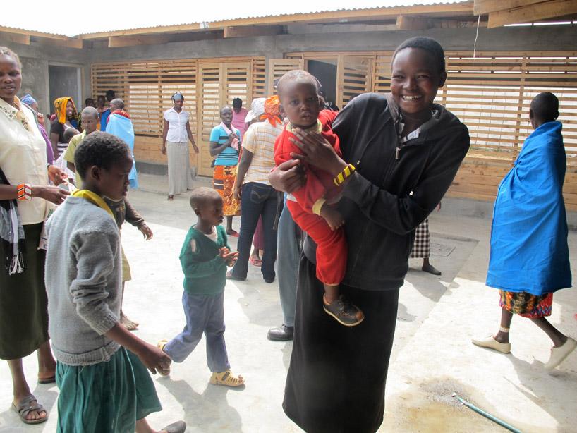 Новый школьный кампус в Кении может хранить 1,5 миллиона литров воды. Facepla.net последние новости экологии