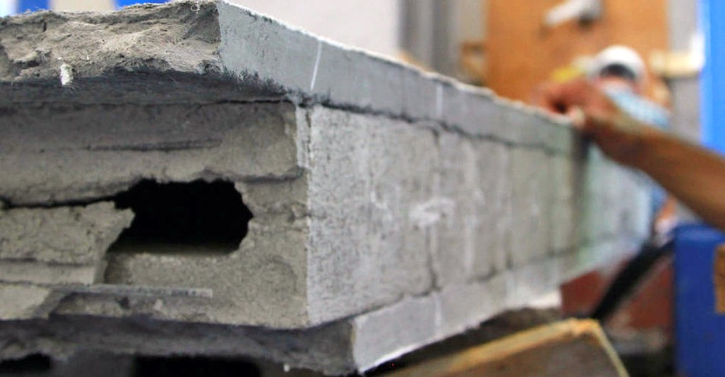 Новый супербетон выдерживает землетрясения магнитудой 9 баллов