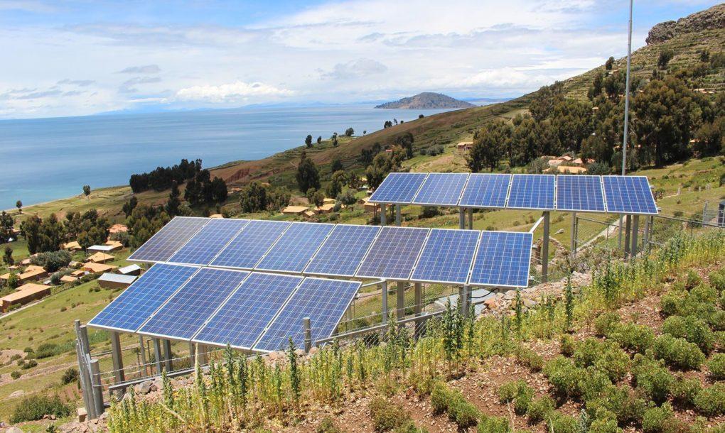 Солнечная энергия становится самым дешевым источником электроэнергии