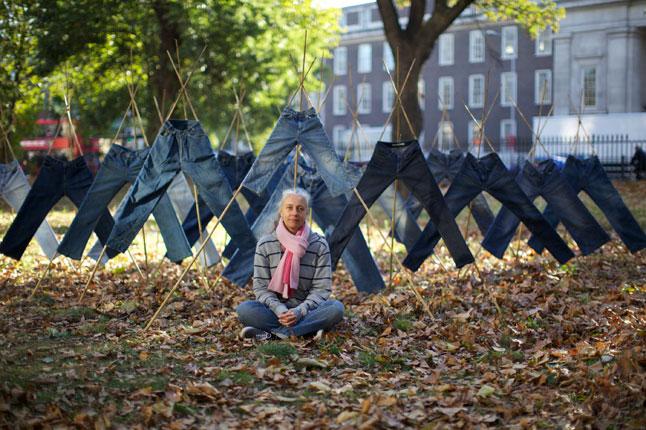 Стиральная добавка заставит вашу одежду очищать воздух