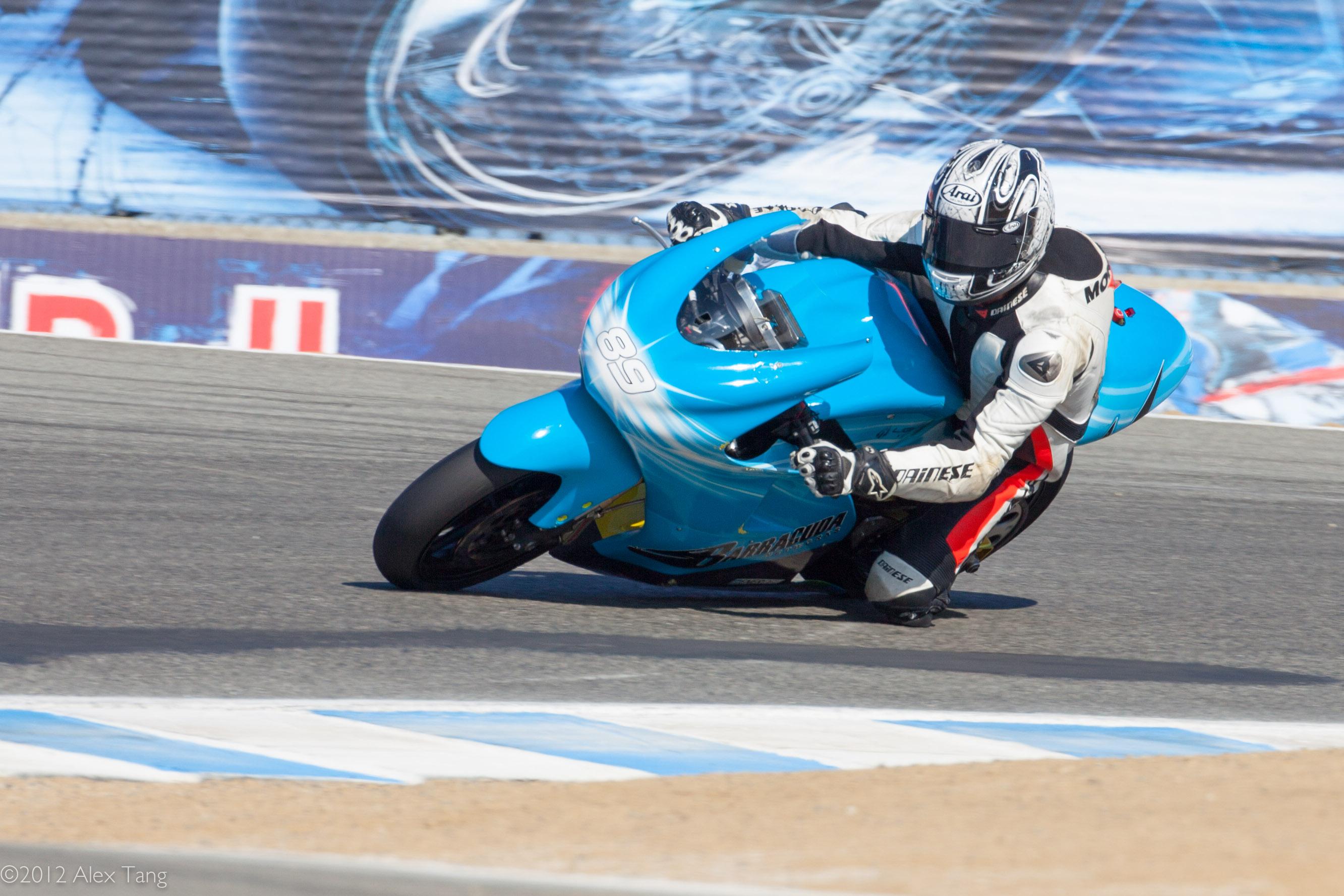 Самый быстрый мотоцикл в мире является электрическим