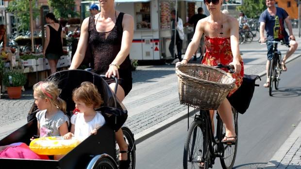 Социальный маркетинг поможет Швеции пересесть на велосипеды. Facepla.net последние новости экологии