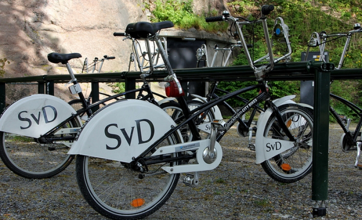 Социальный маркетинг поможет Швеции пересесть на велосипеды