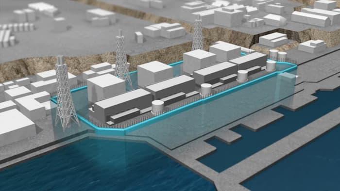 Япония устанавливает подземную ледяную стену, чтобы запечатать ядерные отходы Фукусимы. Facepla.net последние новости экологии
