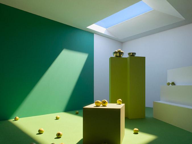 Дневной свет в комнату без окон – новая технология из Италии