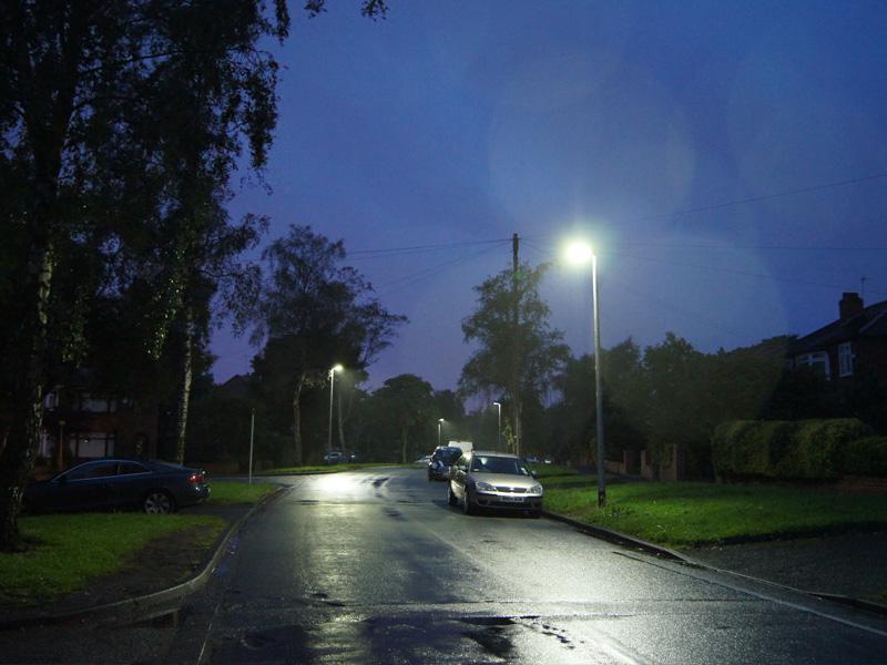 Светодиодное освещение улиц установят в Уоррингтоне. Facepla.net последние новости экологии
