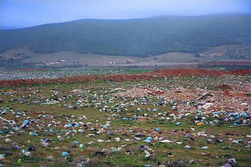 Марокко официально запретила полиэтиленовые пакеты