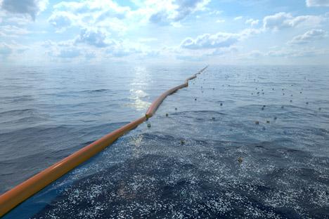 Проект по очистке океана от пластика запустится уже в следующем году