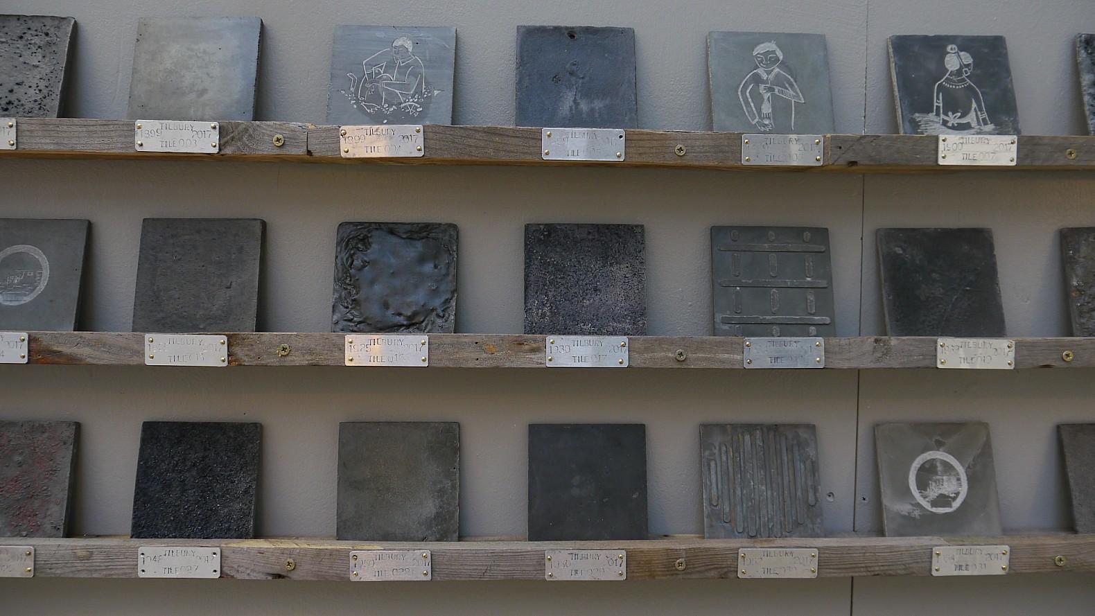 Плазменный камень - новый материал, изготовленный из переработанных отходов