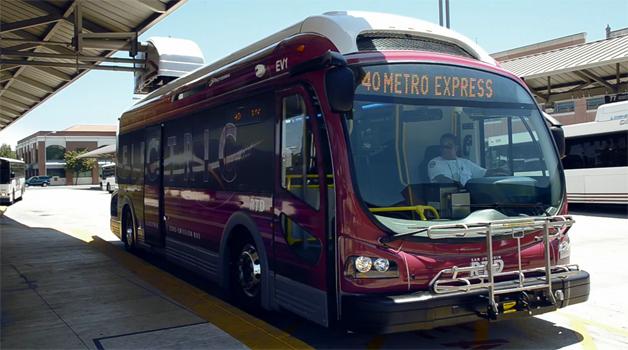 Электрический автобус бьет рекорды: 1100 километров за 24 часа на электротяге. Facepla.net последние новости экологии