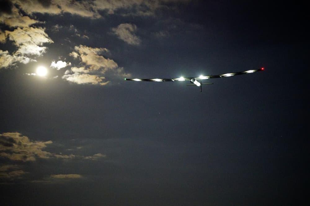 Solar Impulse 2 вылетает в Европу. Facepla.net последние новости экологии