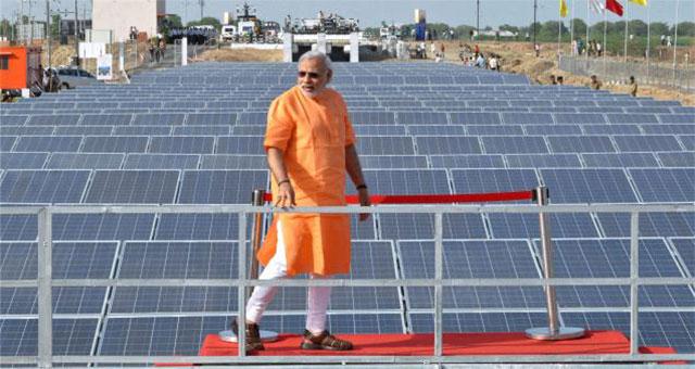 Индия отказывается от угольных электростанций