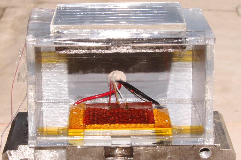 Ученые разработали солнечное устройство для сбора воды в пустыне