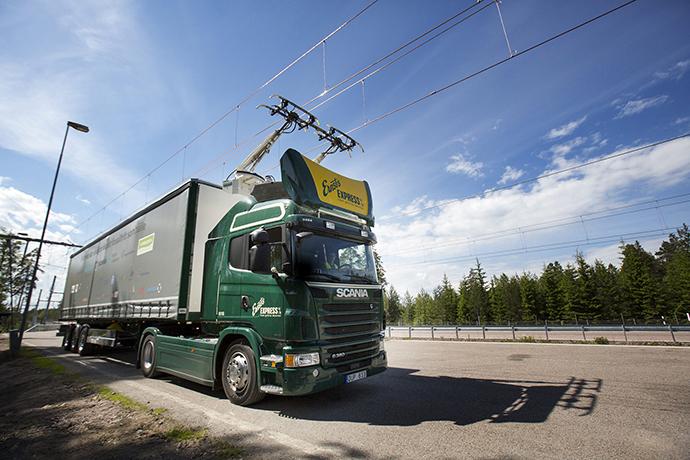 Швеция открывает первую в мире электрическую дорогу. Facepla.net последние новости экологии
