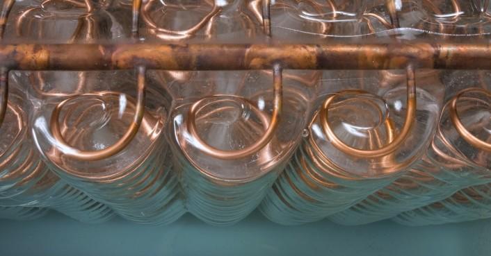 Охлаждение воздуха с помощью «ледяной батареи». Facepla.net последние новости экологии