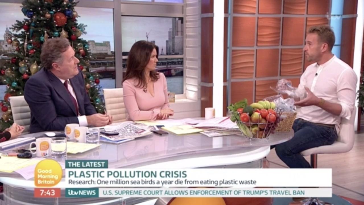 Великобритания перестанет использовать пластиковую упаковку к 2023 году