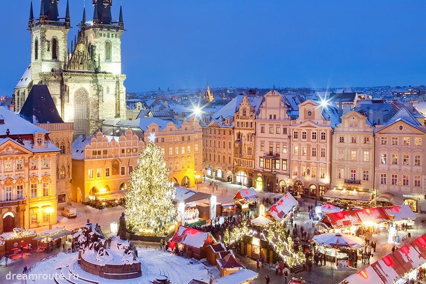 Зимняя сказка: 6 стран, где нужно побывать зимой