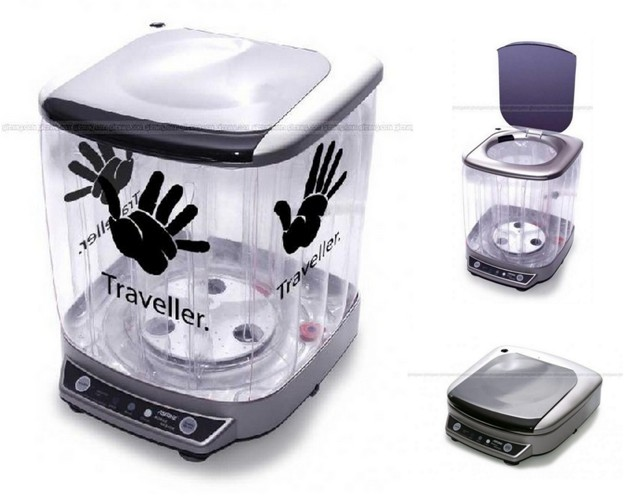Топ-3 стиральных машин для эко-туризма