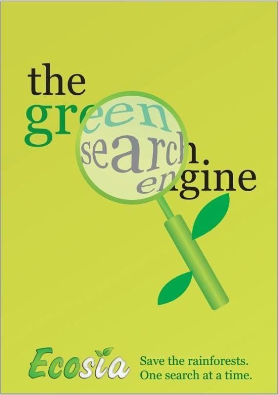 Первая «зелёная» поисковая система