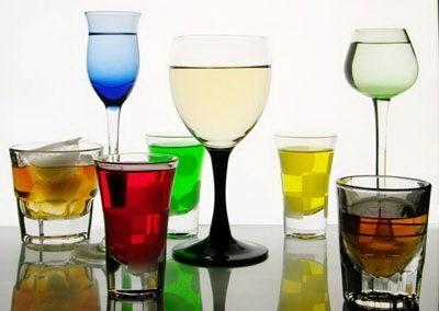 Алкоголь вредит костям