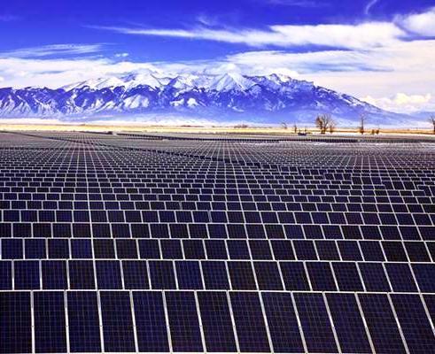 Самые большие фотоэлектрические станции